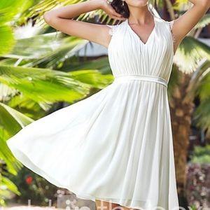 White dress size 14